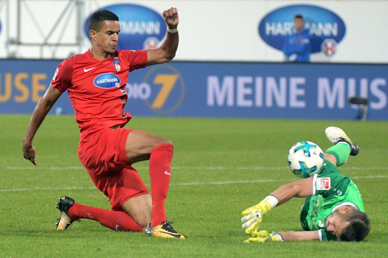 1. FC Heidenheim - Darmstadt 98