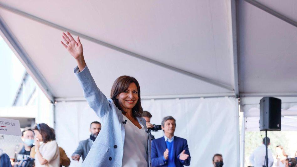 Anne Hidalgo: »Wir müssen den ökologischen Wandel schaffen«