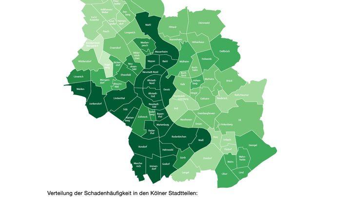 Hamburg, Berlin, München, Köln: In welchen Stadtteilen die meisten Räder geklaut werden