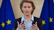 Merkelund von der Leyen warnen vor Scheitern von Corona-Gipfel im Juli