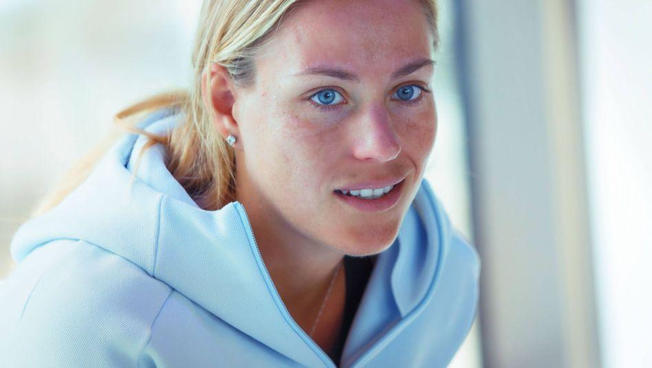 Angelique Kerber wil bei den Australian Open angreifen