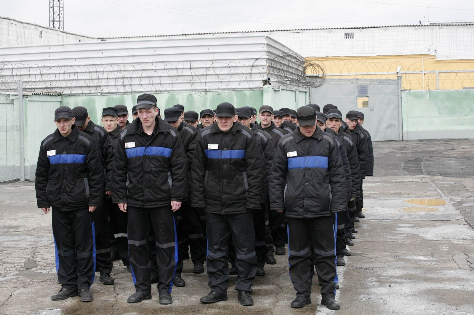 Russland/ Gefängnis