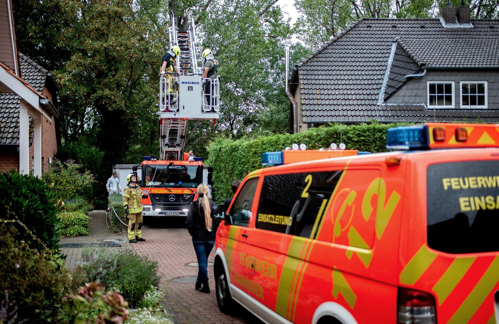Polizei ermittelt nach Leichenfund in Hannover