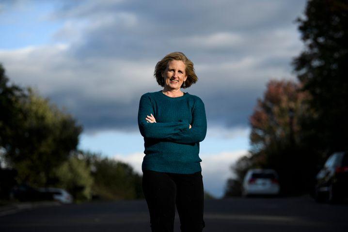 Juli Briskman: Triumph im Wahlkampf
