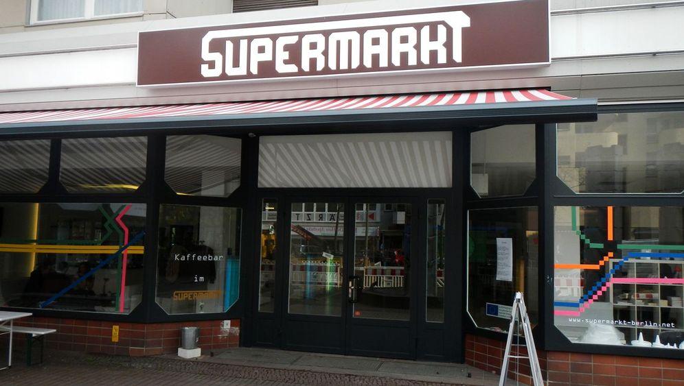 Treffen und Arbeiten: Supermarkt der Alternativen