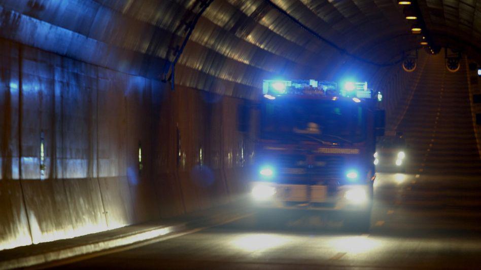 Feuerwehr im Einsatz (Symbolbild): Bloß nicht stinken
