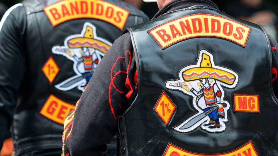 »Bandidos«-Mitglieder (Archivbild)