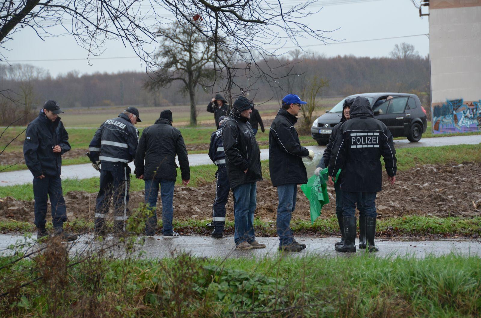 NICHT VERWENDEN Offenburg/ Hells Angels/ Rocker erschossen