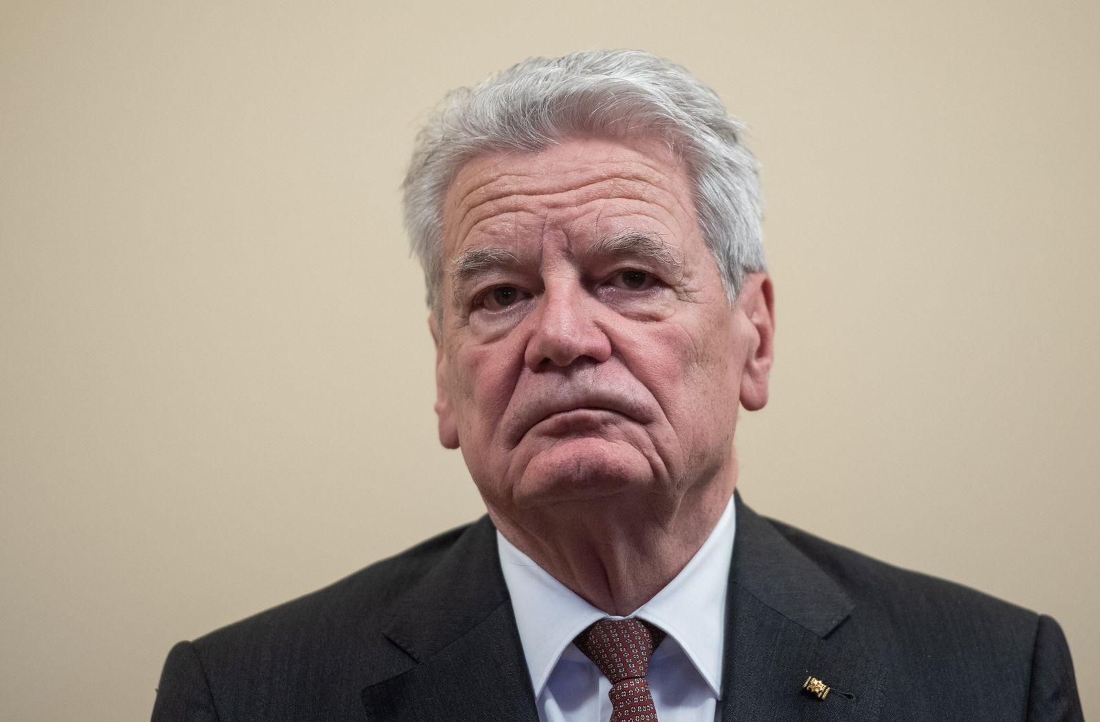 Ex-Bundespräsident Gauck
