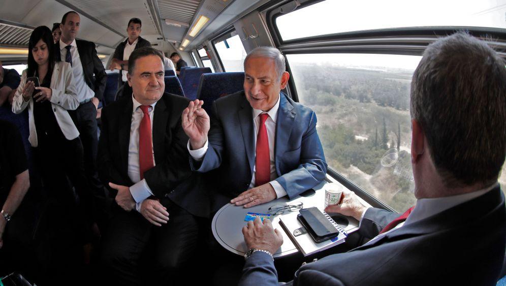 Ben-Gurion-Flughafen - Jerusalem: Israel eröffnet neue Bahnverbindung