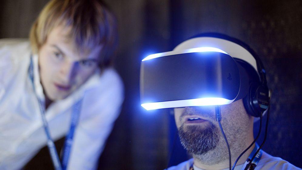 Virtual Reality: Die ganze Welt in einer Brille