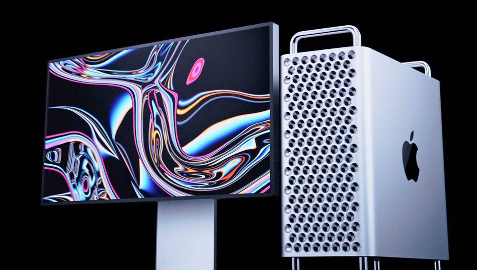 Apples neuer Mac Pro