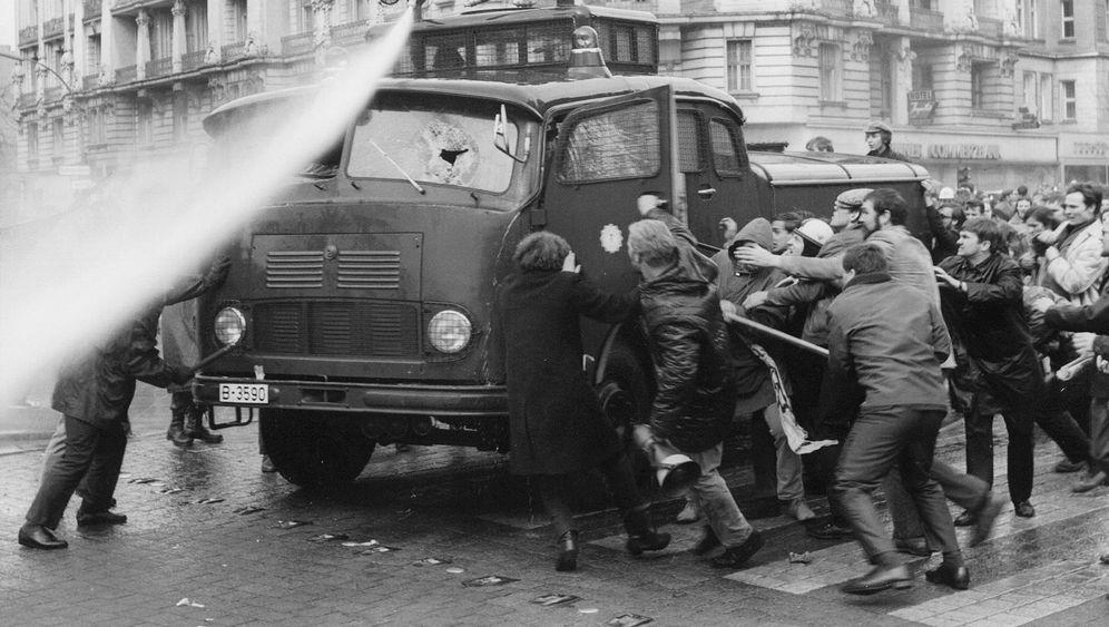 """Osterunruhen 1968: """"Störenfriede ausmerzen"""""""