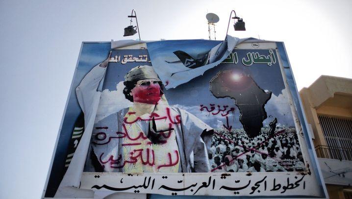 Photo Gallery: International Pressure on Gadhafi Grows