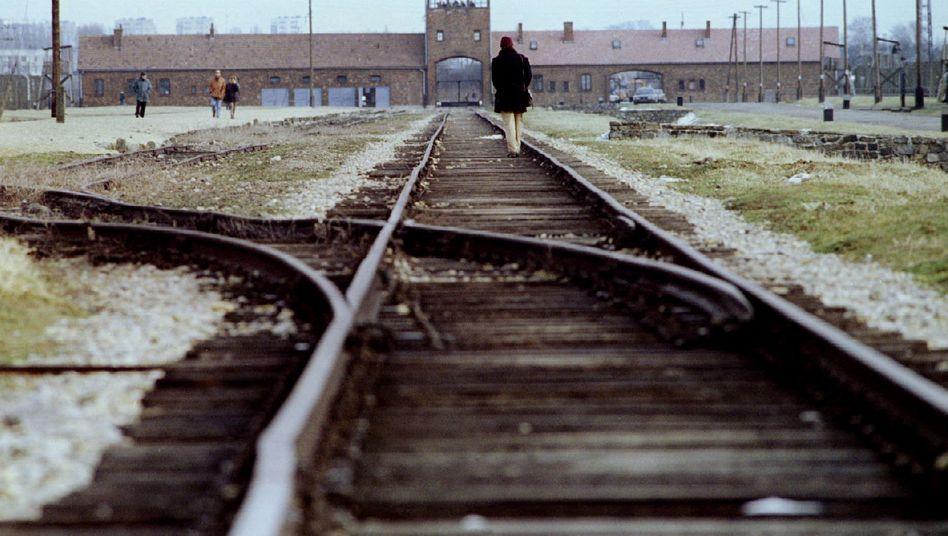 Ehemaliges Konzentrations- und Vernichtungslager Auschwitz: Vor 65 Jahren befreit