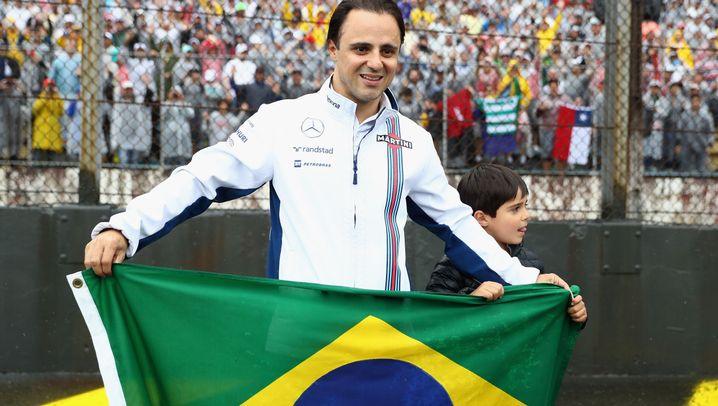 Hamiltons Sieg in Brasilien: Stop-and-Go in São Paulo