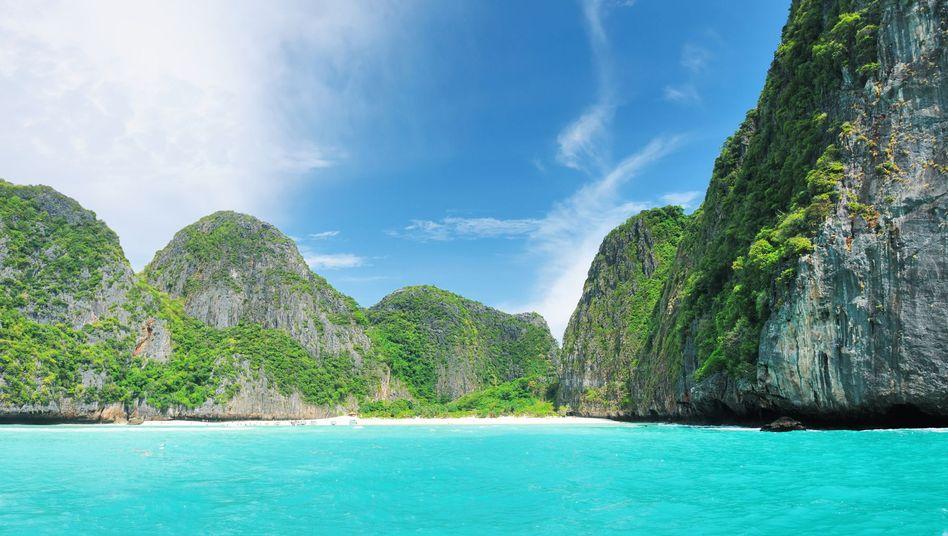 Maya Bay auf Ko Phi Phi