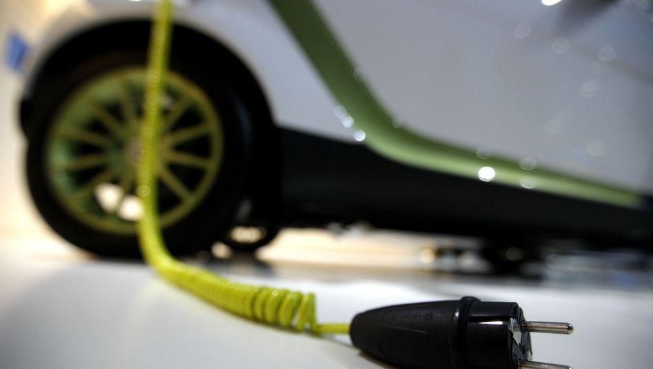 Künftig mehr Vorteile für E-Autos: Bundestag beschließt Elektromobilitätsgesetz