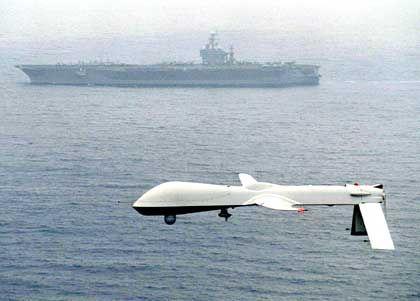 """Drohne """"Predator"""""""