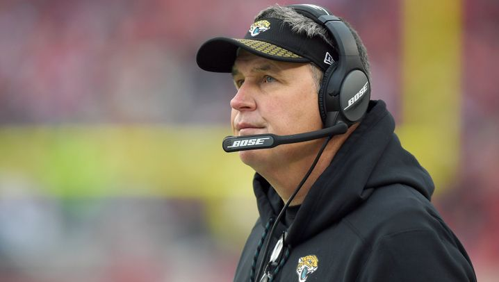 NFL-Playoffs: Läuft bei den Jaguars