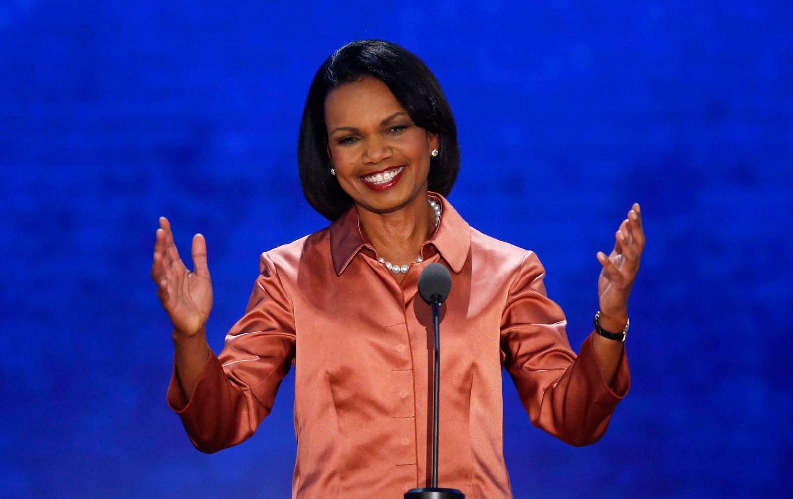 Condoleezza Rice 2012