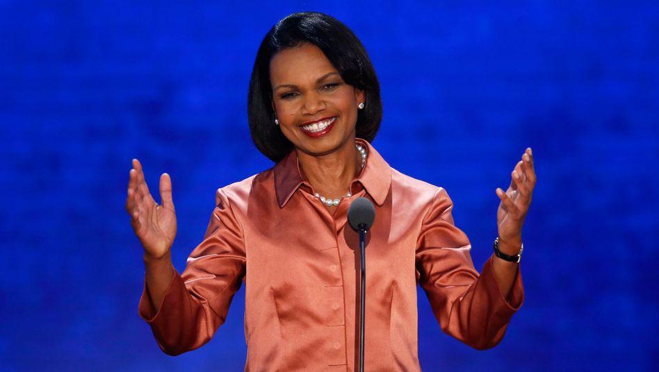 Ehemalige US-Außenministerin Rice: Umstrittene Personalie