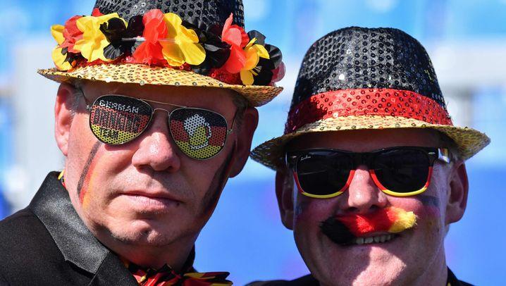 Deutschlands Sieg gegen Südafrika: Vier Treffer und viele Fragezeichen