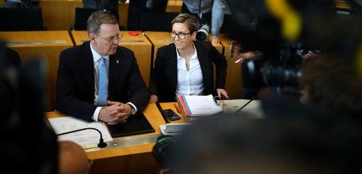 Linke: Bodo Ramelow für Doppelspitze aus Janine Wissler und Susanne Hennig-Wellsow