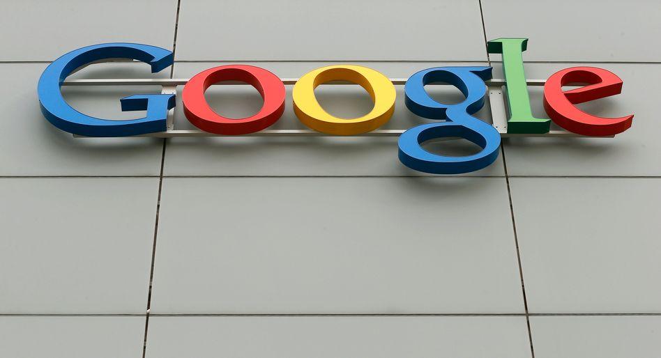 """Googles Firmenlogo: Laut dem Konzern gilt das """"Recht auf Vergessen"""" nicht weltweit"""