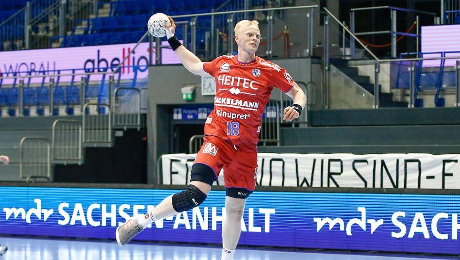 Neu-Nationalspieler Sebastian Firnhaber