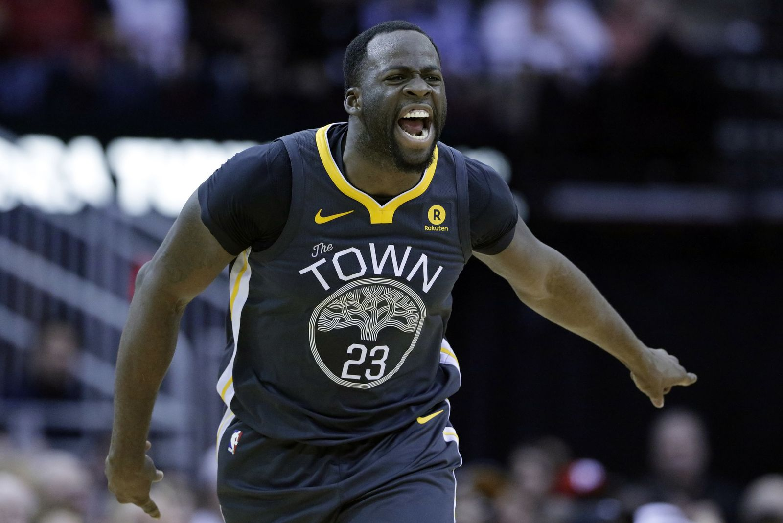 Warriors Rockets Buildup Basketball