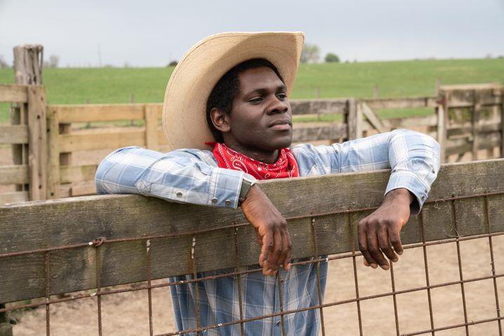 """Episode """"The Cowboy"""": Ein Student aus Nigeria sucht Anschluss"""
