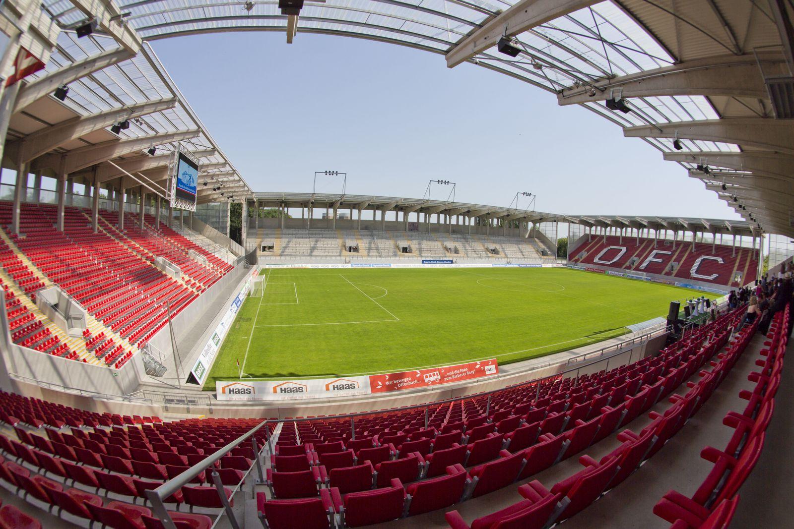 Sparda Bank Hessen Stadion/ Offenbach