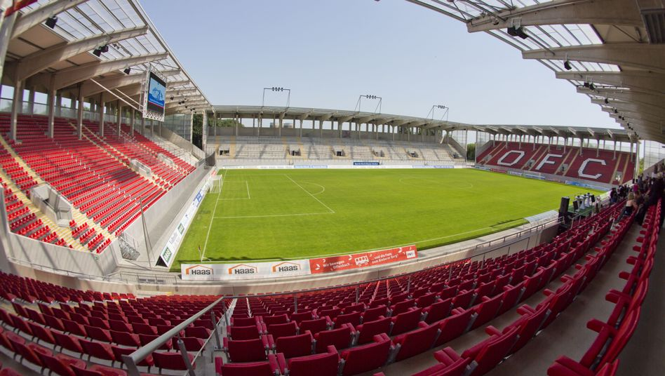 Stadion in Offenbach (Archivbild)