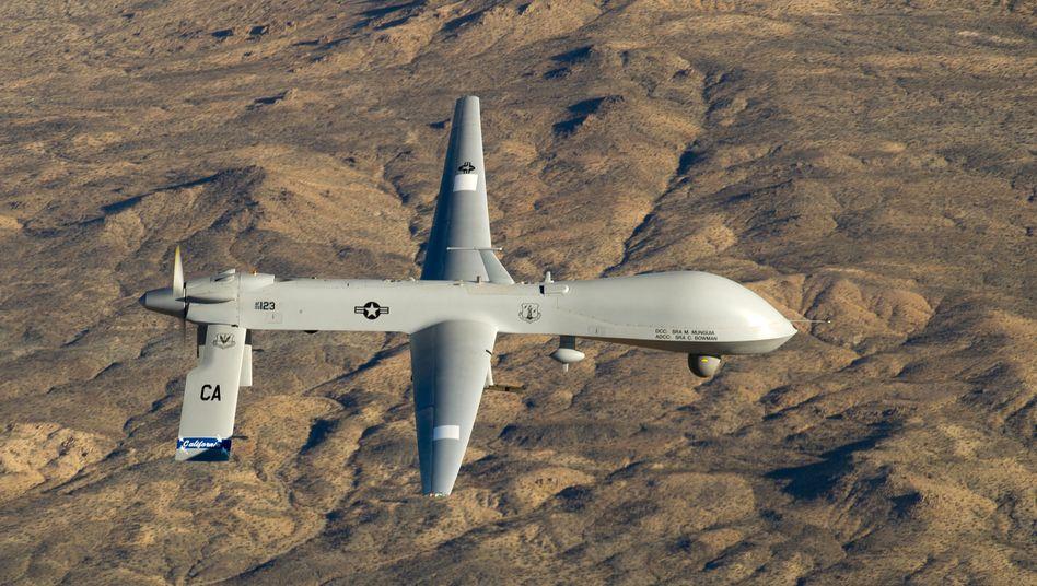 Eine US-Drohne des Typs MQ-1 Predator