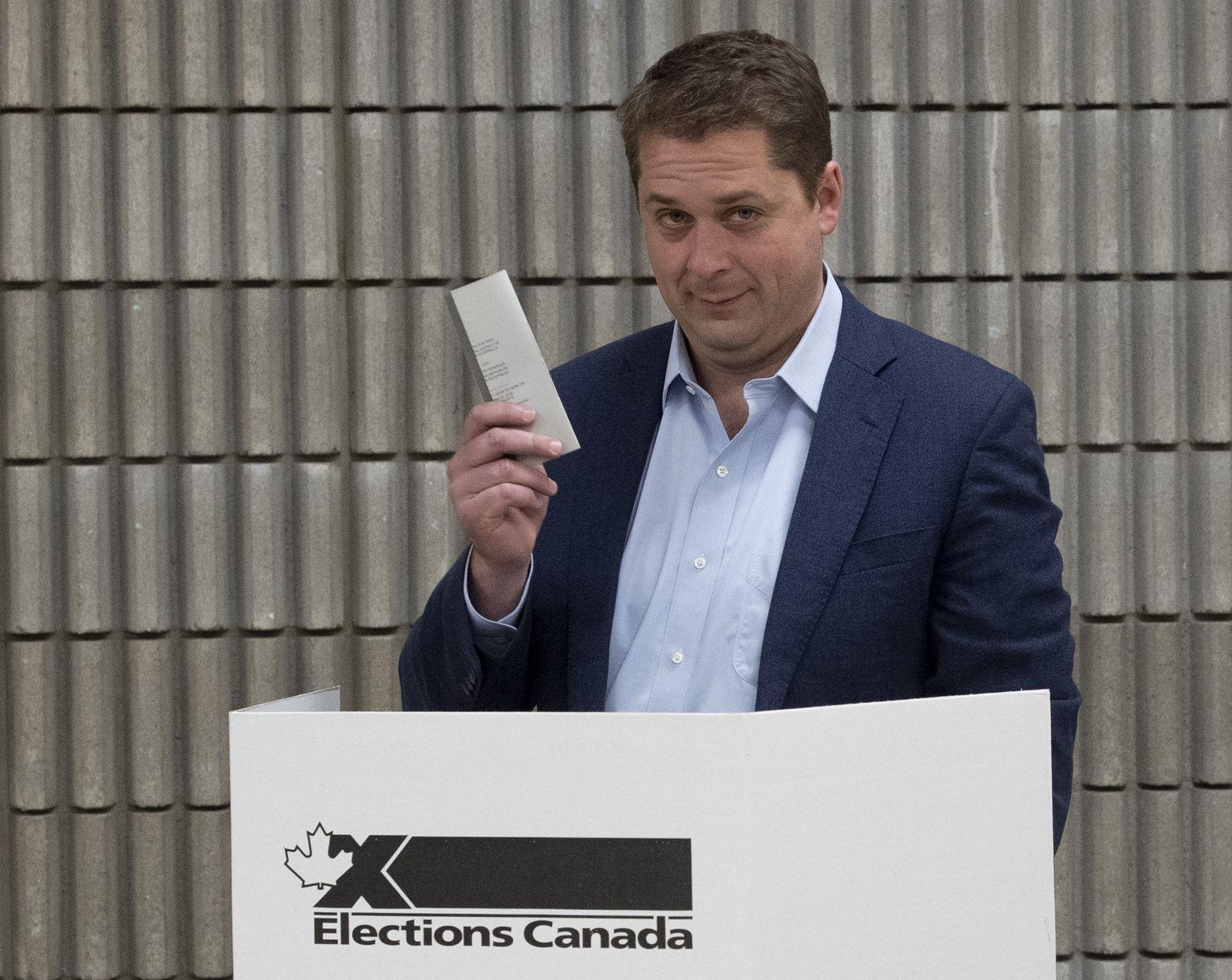 Andrew Scheer Kanada