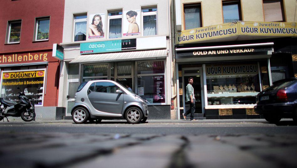 Keupstraße in Köln: 22 Menschen wurden am 9. Juni 2004 verletzt