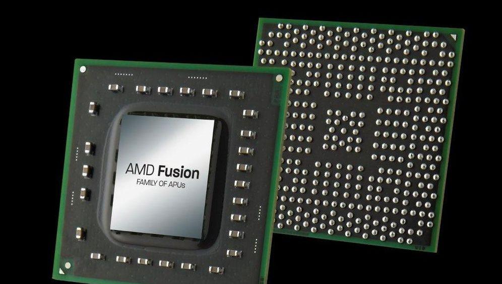 Fusion: AMDs kleiner Doppelpack
