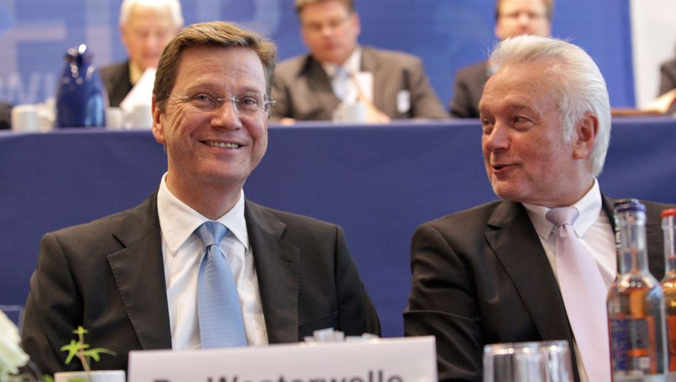 FDP-Politiker Westerwelle, Kubicki
