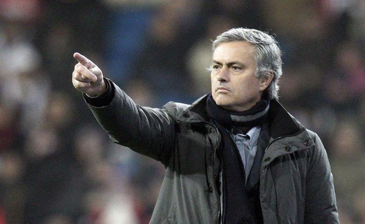 """Mourinho: """"Eines Tages werde ich zurückkehren"""""""
