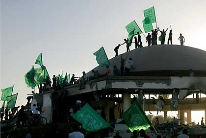 Hamas supporters: No one in Europe wants to be accused of supporting terrorists.