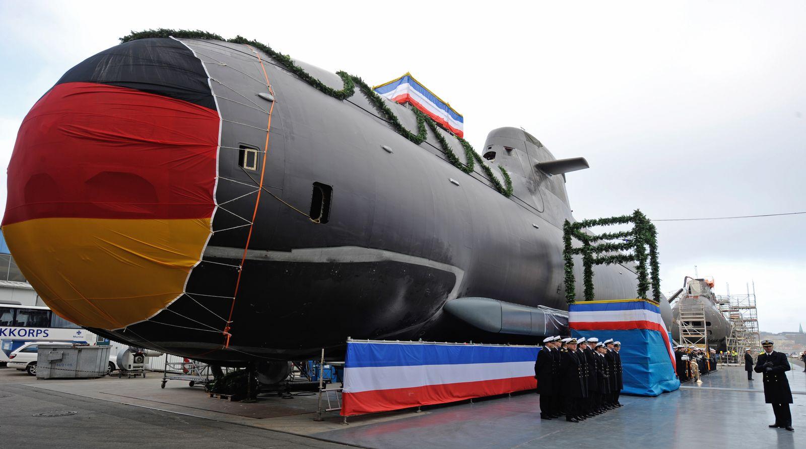 NICHT VERWENDEN Deutsche U-Boot HDW