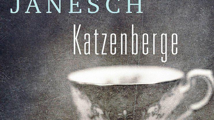 SABRINA JANESCH: Katzenberge Aufbau Verlag; 274 Seiten; 19,95 Euro.
