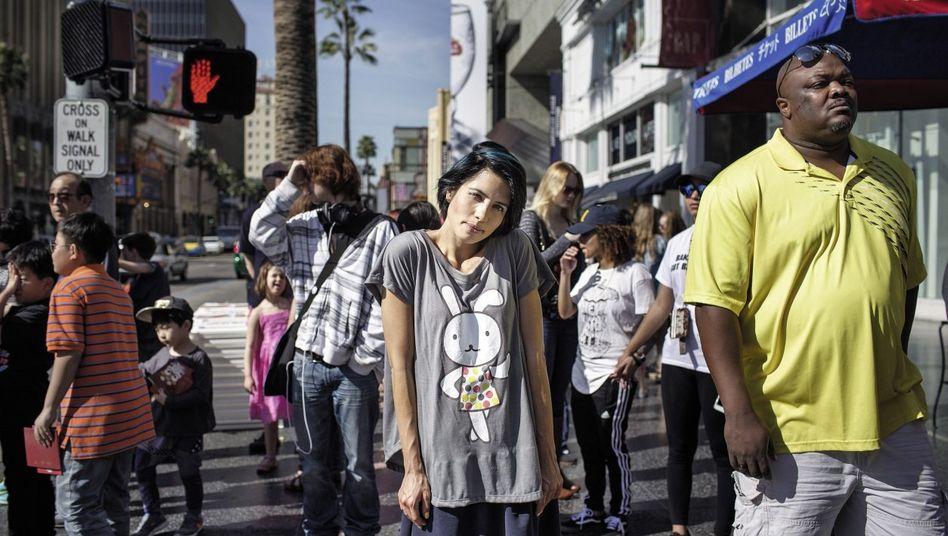 Dissidentin Tolokonnikowa in Los Angeles »Wir leben in einer anderen Zeit«