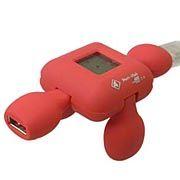 USB-Greifarm: Der Kraken-Hub ist niedlich und leidlich praktisch