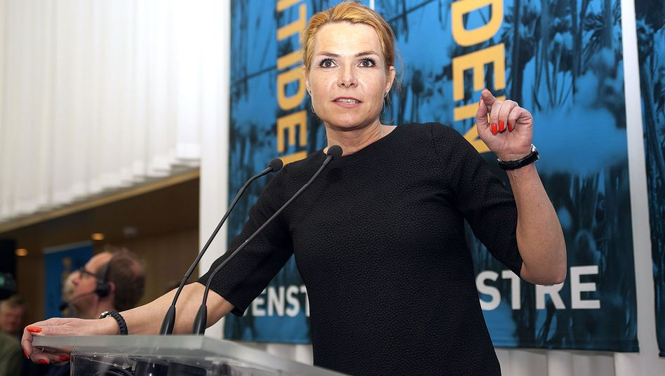 Integrationsministerin Støjberg: Weniger Asylbewerber nach Dänemark