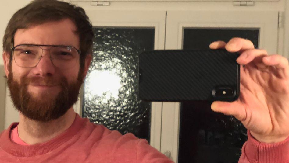 Mein Bart und ich: Ein Nest, in dem mein Gesicht sich wohlfühlt