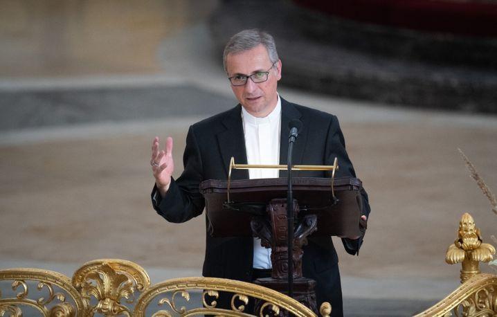 Hamburger Erzbischof Stefan Heße