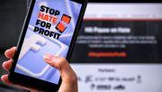 Boykott-Organisatoren erkennen bei Facebook keinen Willen zur Veränderung