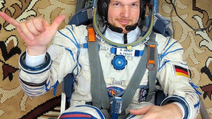 Alexander Gerst: Leben auf der ISS